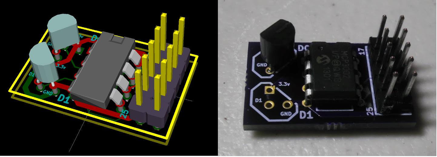 Paul\'s Projects: PCB Design Process