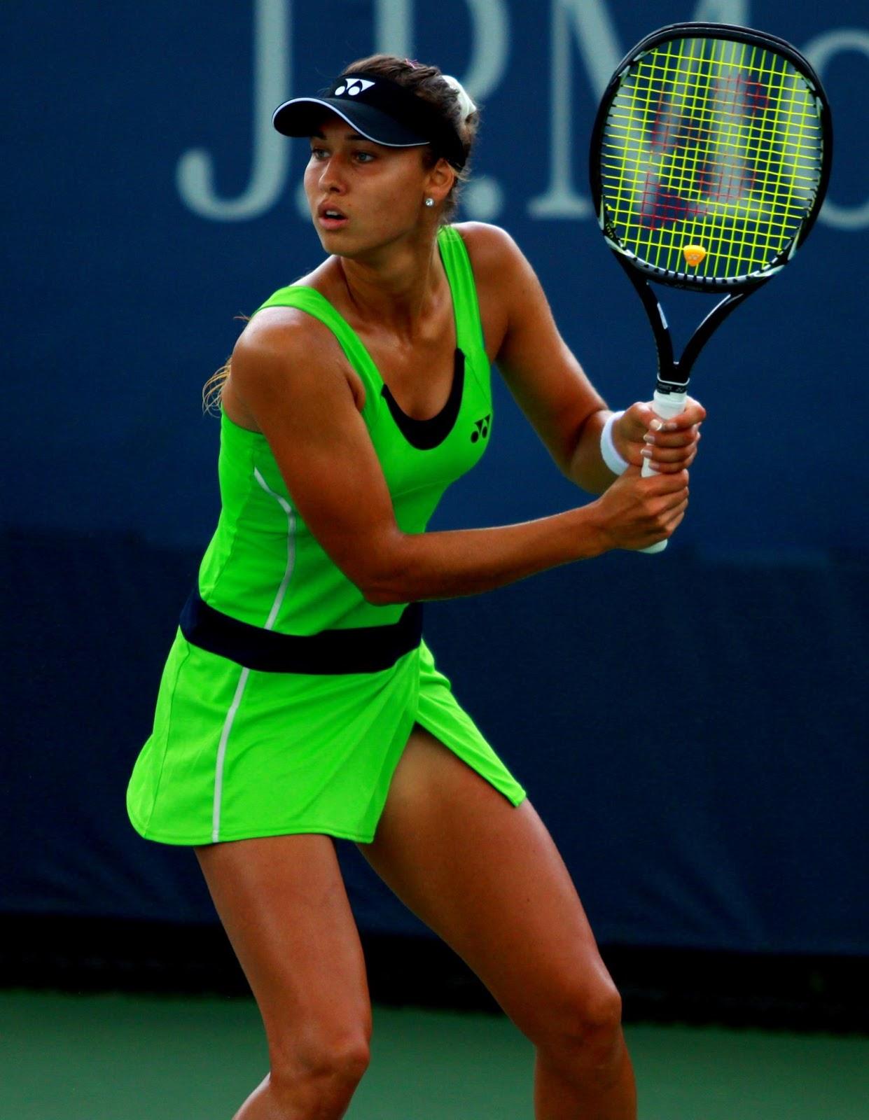 WTA Hotties: 2012 Hot-100: #16 Vitalia Diatchenko