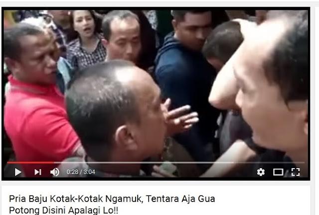 Resmi, Puspen TNI Bertindak atas Ancaman Iwan Bopeng