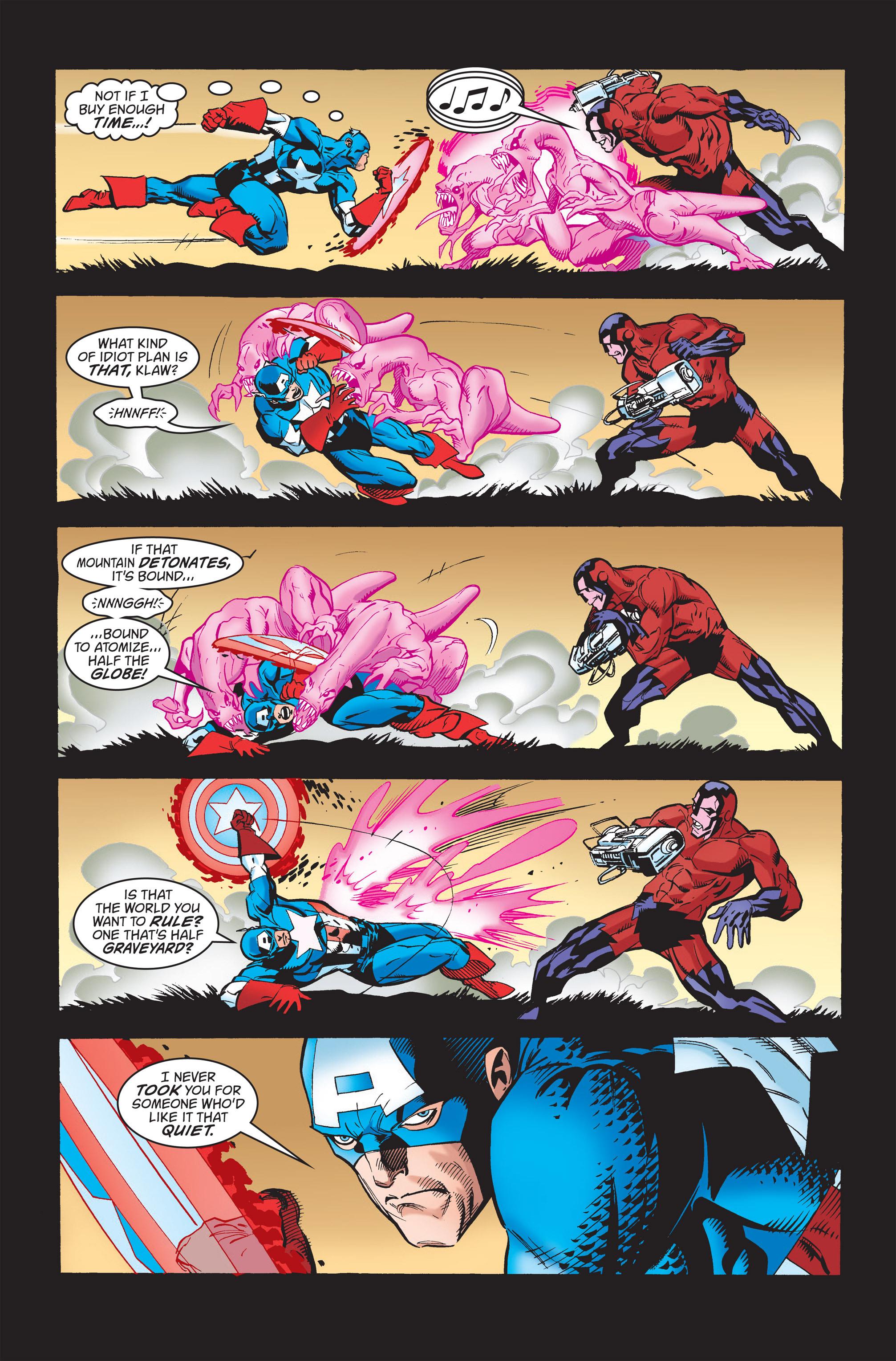 Captain America (1998) Issue #22 #28 - English 10