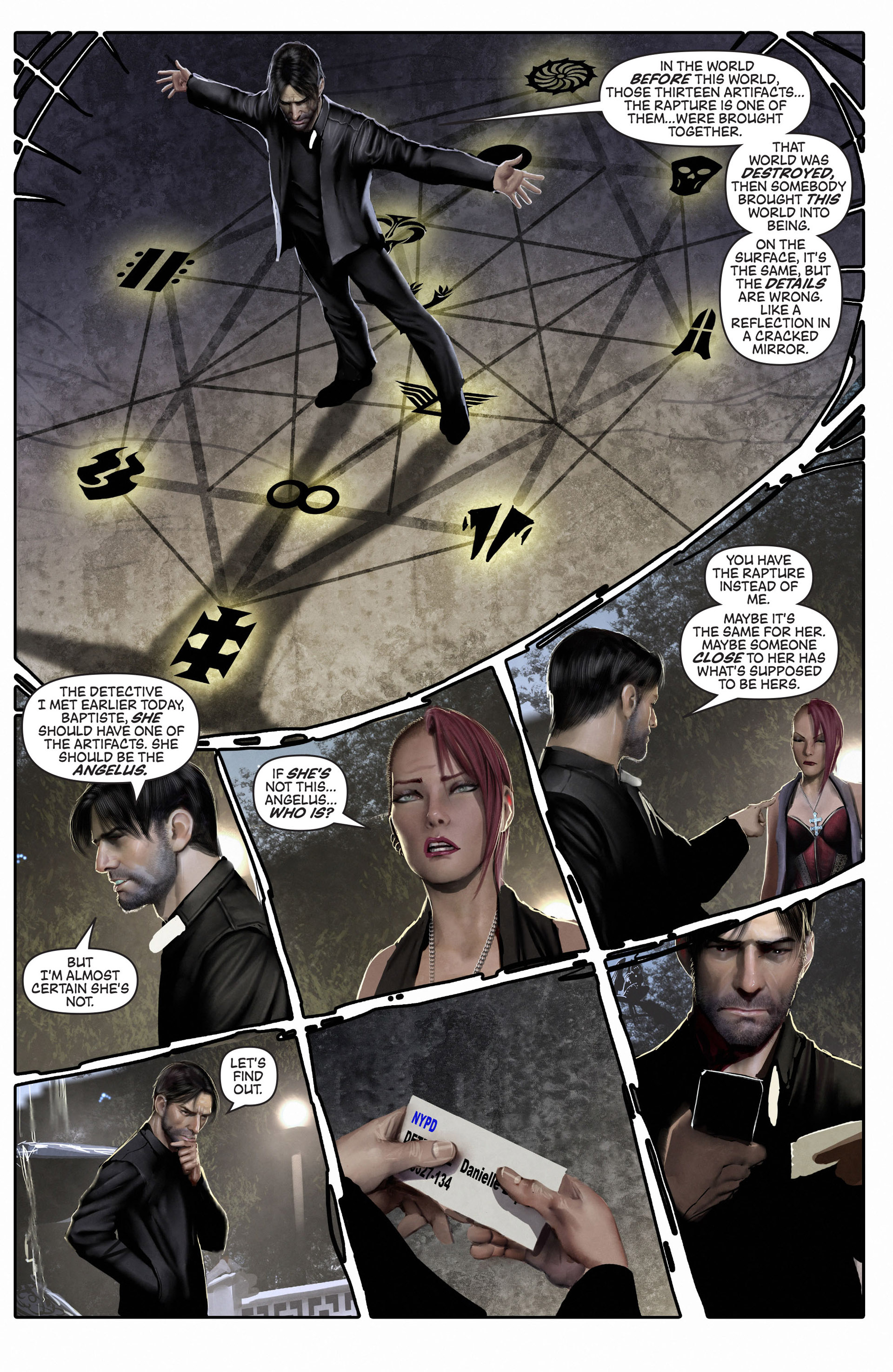 Read online Artifacts comic -  Issue #15 - 12