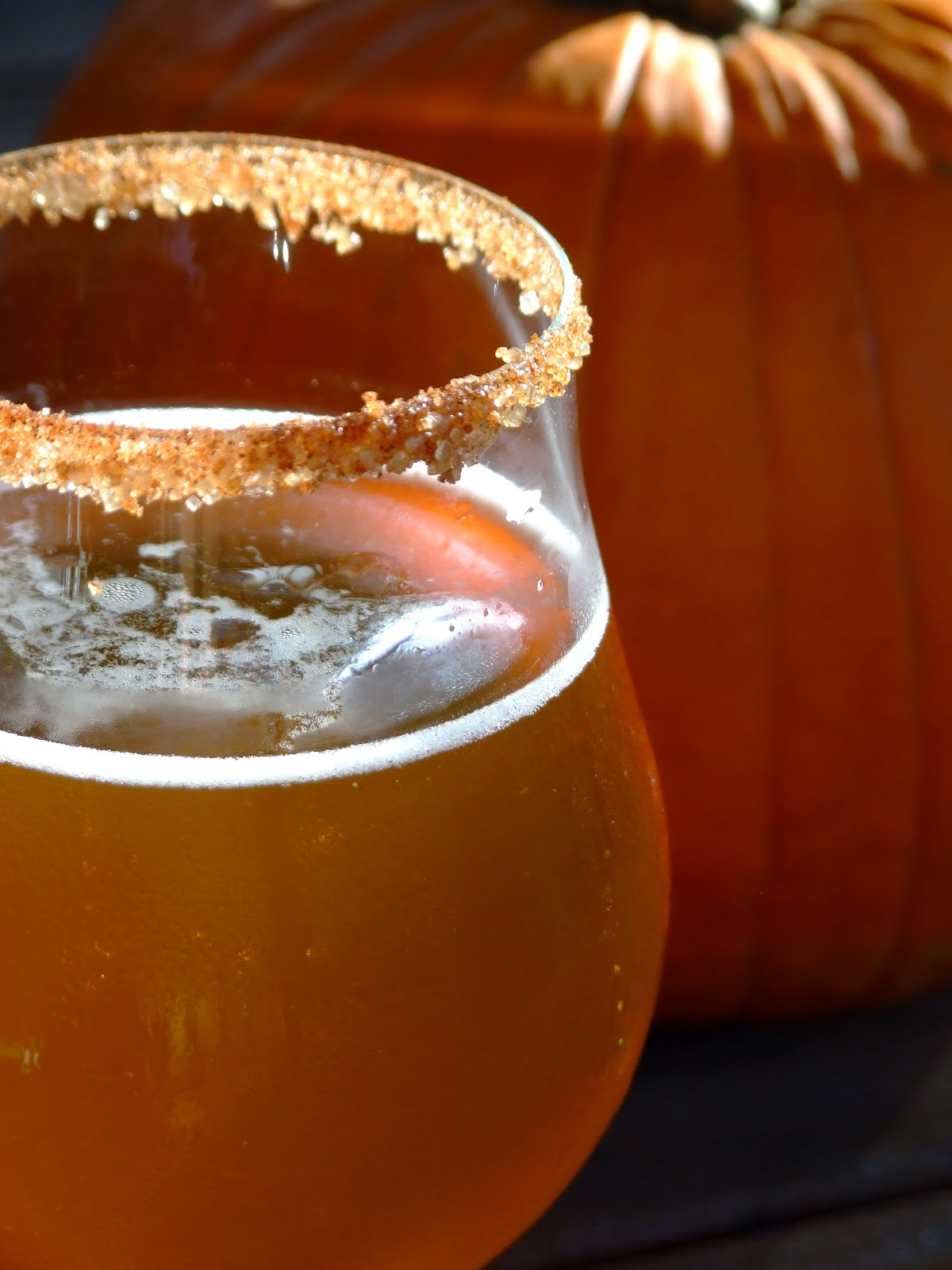 pumpkin beer rim recipe