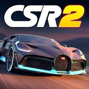 تحميل لعبة السباق CSR Racing 2 مهكرة اخر اصدار