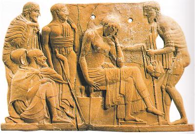 Ο Οδυσσέας έδιωξε την πιστή του Πηνελόπη γιατί τον απάτησε;