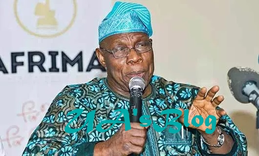 There is corruption on your nose – Again, Obasanjo fires at Buhari