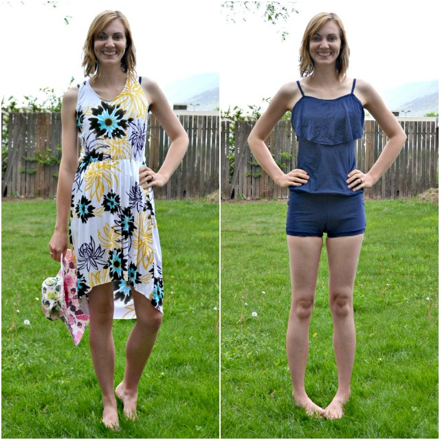 Malibu Dress and Mykonos Tankini: Women's BundleUp