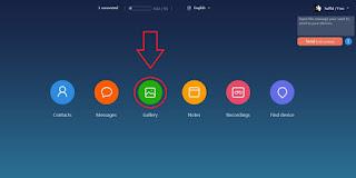 Cara download foto di Mi Cloud agar tidak pecah