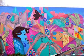 Sunday Street Art : FKDL - rue Germaine Tailleferre - Paris 19