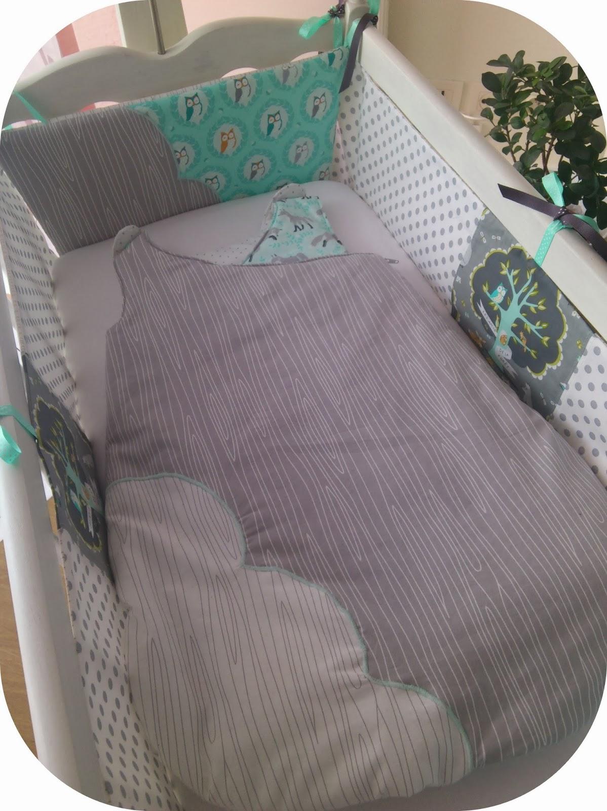 little kouak trousseau de b b part one au lit. Black Bedroom Furniture Sets. Home Design Ideas