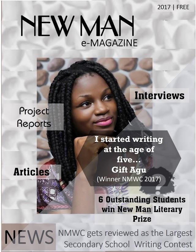 New Man Movement publishes The New Man Magazine