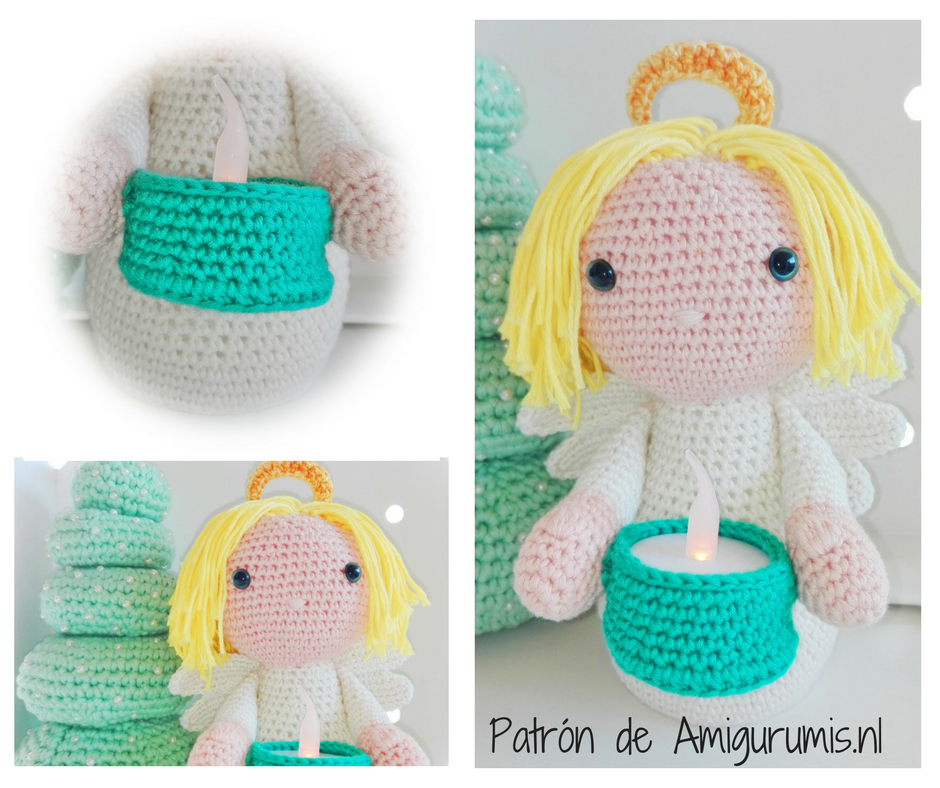 Amigurumi Crochet Angel Doll Free Pattern – FREE AMİGURUMİ CROCHET | 788x940
