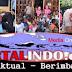 Kapolda Papua Irjen Pol Drs Martunai Sormin MSi Berkunjung Ke Taman Baca Somatua SP2 Timika