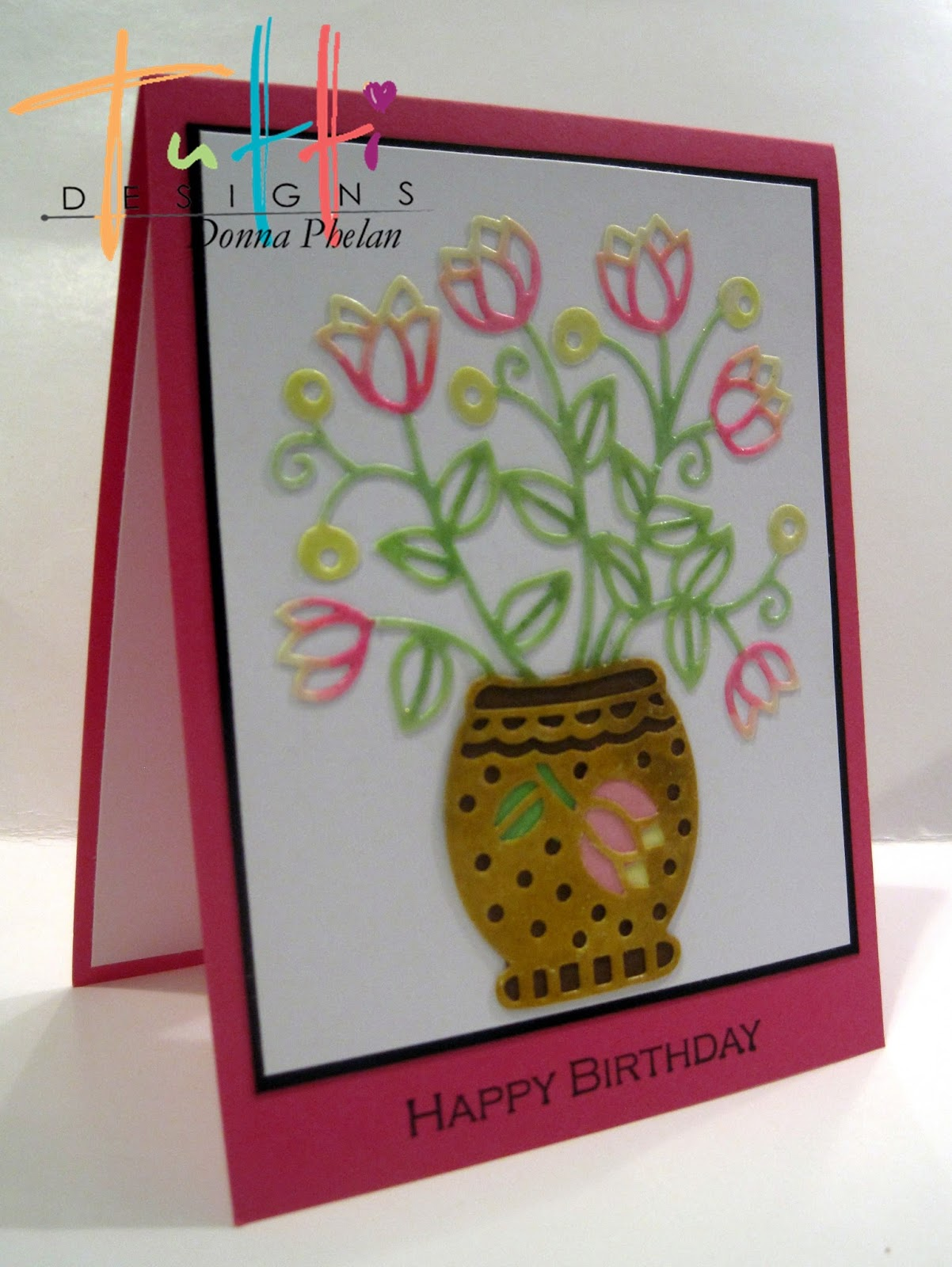Tutti Designs Birthday Flowers