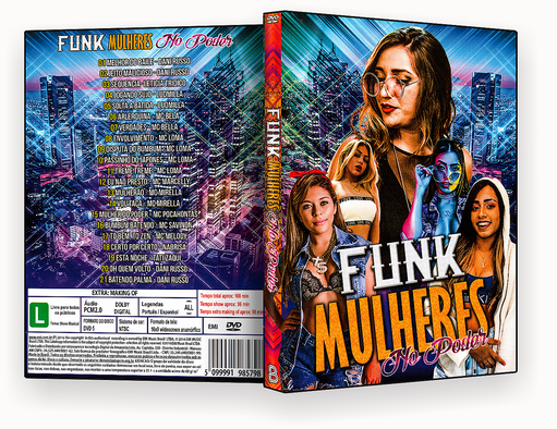 FUNK MULHERES DO PODER – ISO