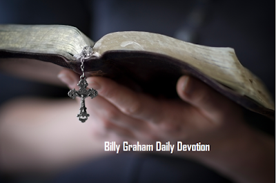 A Daily Process By Billy Graham
