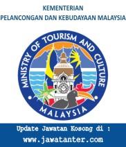 Jawatan Kosong Kementerian Pelancongan Dan Kebudayaan Malaysia