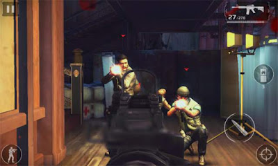 Modern combat 5 Blackout gameplay