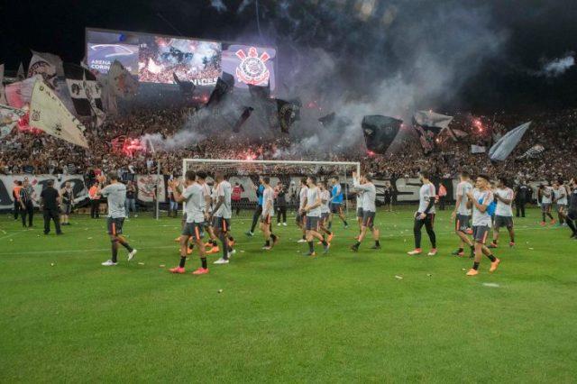 Corinthians confirma treino aberto na Arena antes da decisão contra o Flamengo