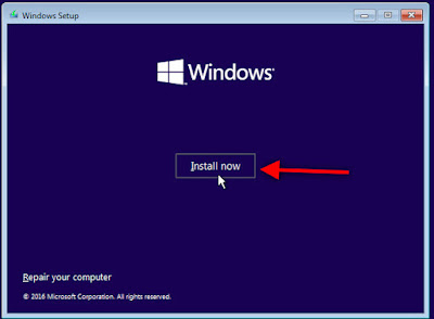 Cara Terlengkap Install Windows 10 di PC atau Laptop