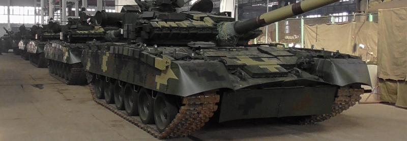 Харківський бронетанковий завод передав ЗСУ 13 танків