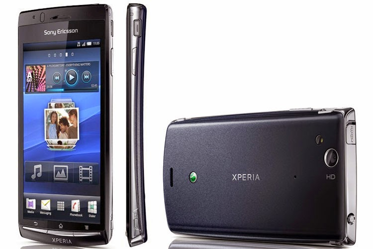 Spesifikasi Sony Xperia ARC Terbaru