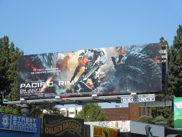 Pacific Rim billboard ad