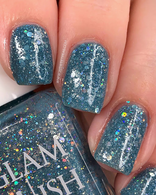 Glam Polish sorcery 25 Sweetpeas