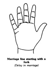 Reason Of Male/Female Late Marriage Or Delay In Marriage Indian Palmistry