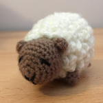 http://www.amyscrochetcave.com/2017/05/mini-sheep.html
