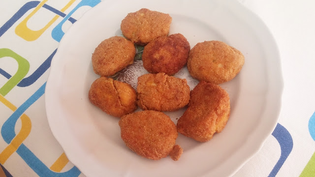 Nuggets de Frango (low carb e sem glúten)