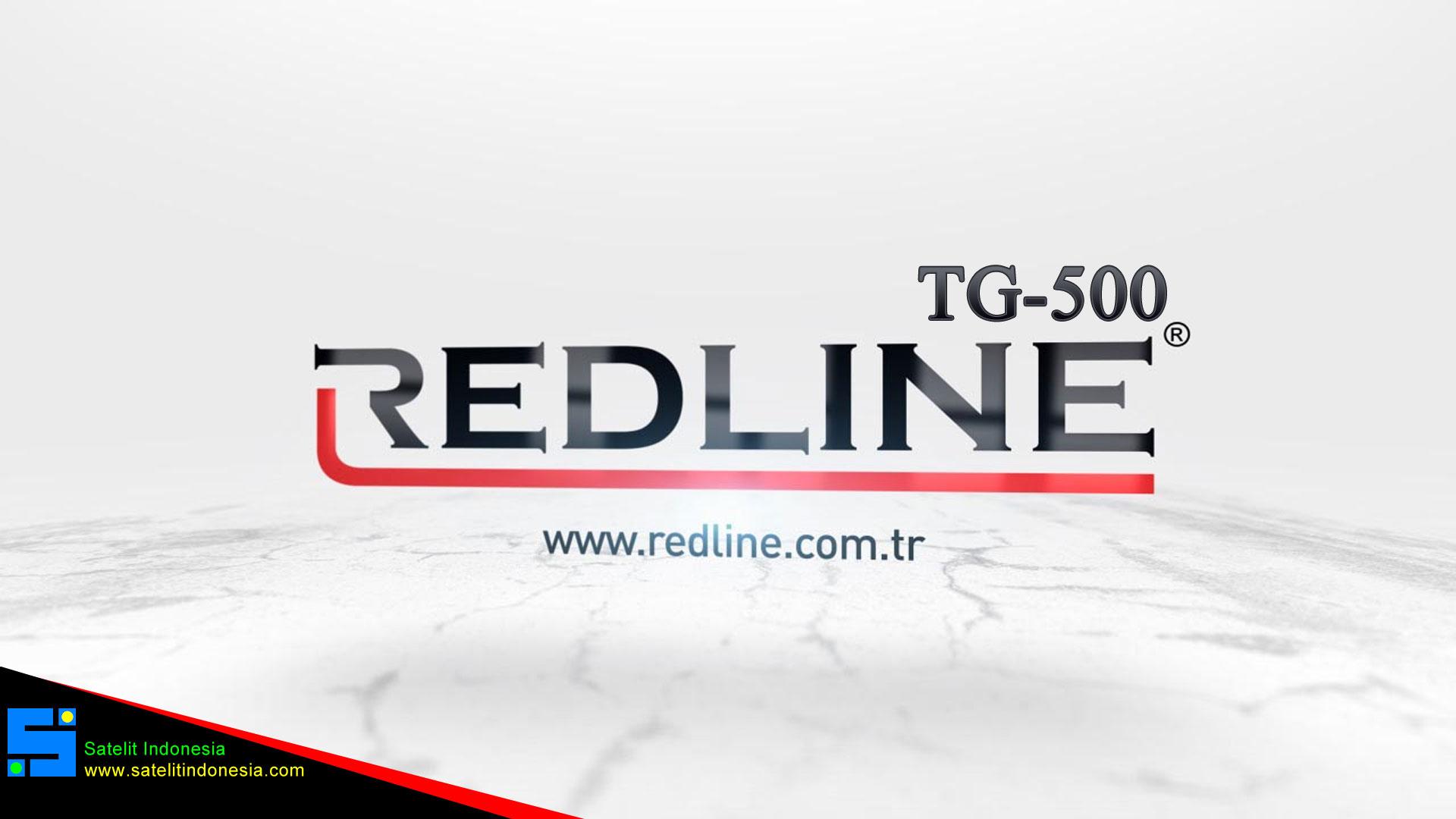 Download Software Redline TGX 500 New Update Firmware Receiver