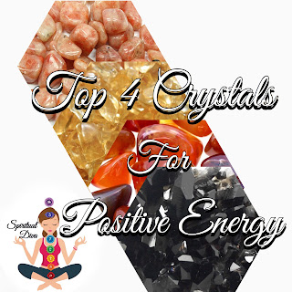 Crystals for positive energy Spiritual Diva Jewelry