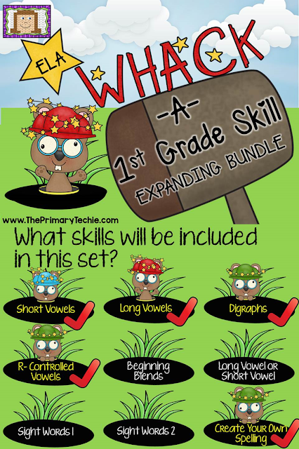 Click here to see the 1st Grade Bundle!