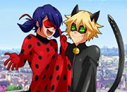 Ladybug y Cat Noir Hidden Stars juego