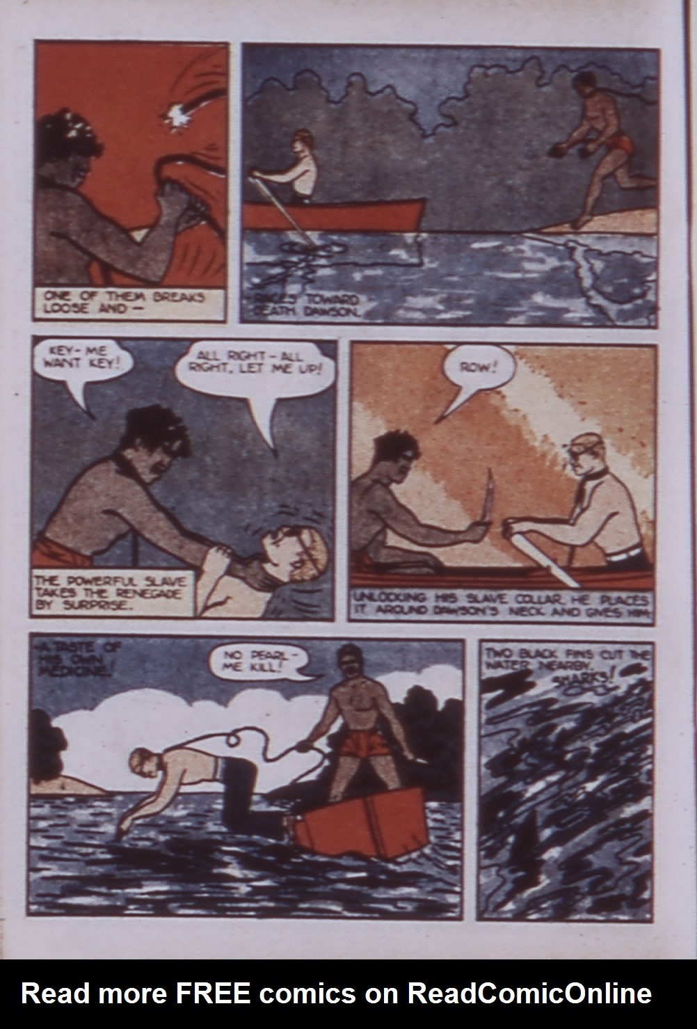 Read online WHIZ Comics comic -  Issue #3 - 46