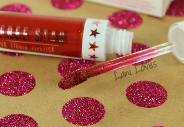 Jeffree Star Velour Liquid Lipsticks - Hoe Hoe Hoe Swatches & Review