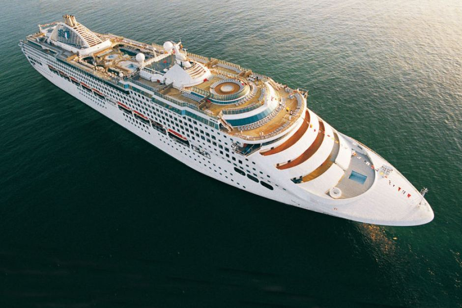 Sun Princess Cancels Scheduled Visits Due to Technical Issue