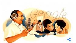 mohd-rafi-google-doodle