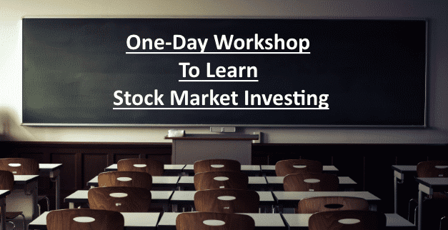 Stock Investing Workshop, Value Investing, Doctor Dr Stock, Dr Vijay Malik, One Day Full day Workshop