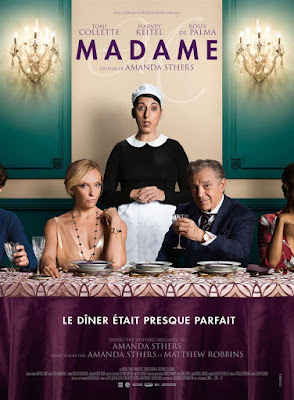 Madame 2017 DVD R4 NTSC Latino