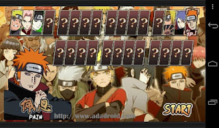 Download Naruto Senki Mod NSUNI v1.0 by Nufuz Apk