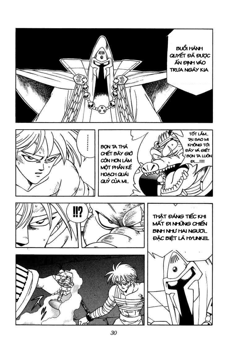 Dấu ấn rồng thiêng chap 218 trang 7
