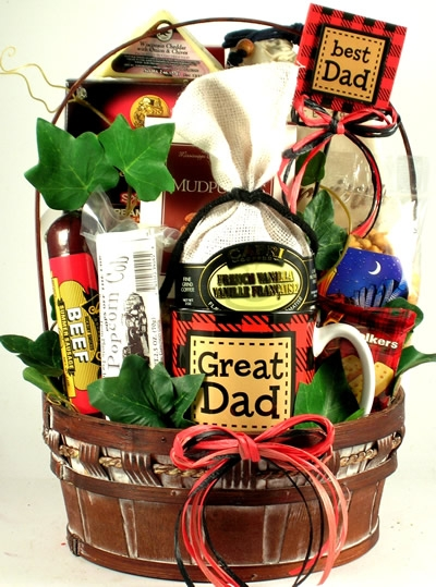 Baskets Of Fathers Day 2017
