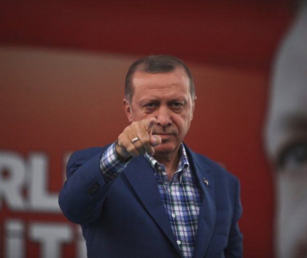 Ερντογάν: Δεν θα επιτρέψουμε την απόσπαση των φυσικών πόρων στη Μεσόγειο