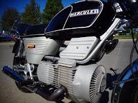 Rotary Wankel Hercules W-2000