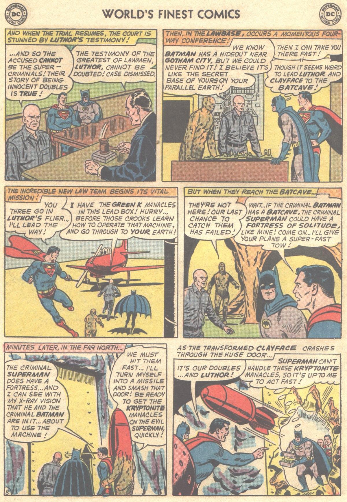 Read online World's Finest Comics comic -  Issue #148 - 20
