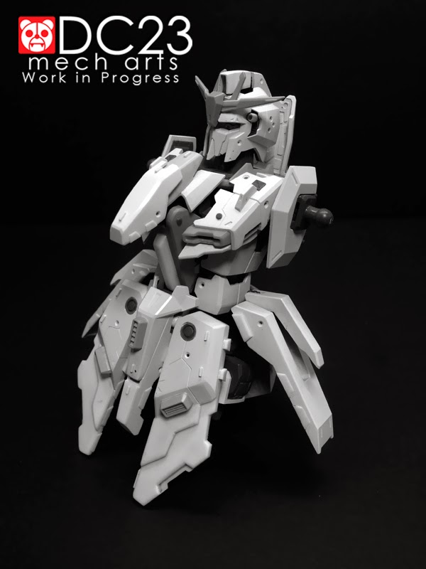 MG Zeta ver 2 Karaba verDC23 WIP061914photo