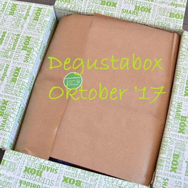 Degustabox Oktober '17