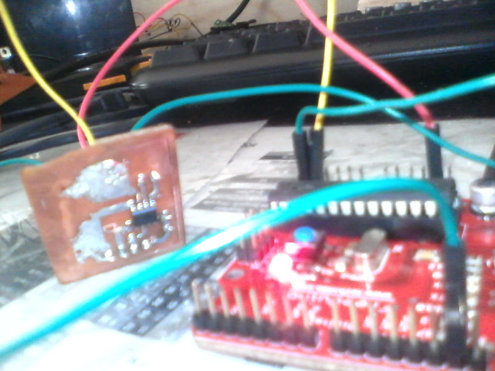 EMERGING TECHNOLOGIES: REAL TIME CLOCK (RTC) USING SMD IC BQ32000