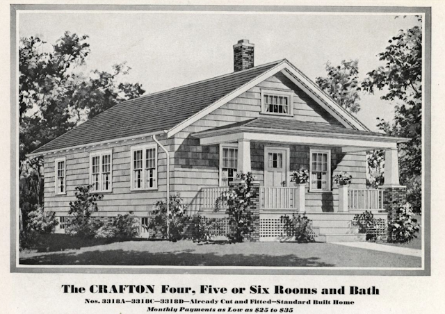 Sears Crafton --Sears model after Sears Hampton